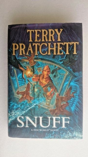 Snuff by Terry Pratchett (Hardback, 2011) A Discworld Novel